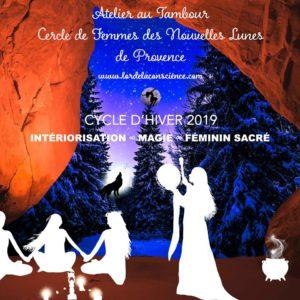 Atelier Cercles de Femmes des Nouvelles Lunes de Provence