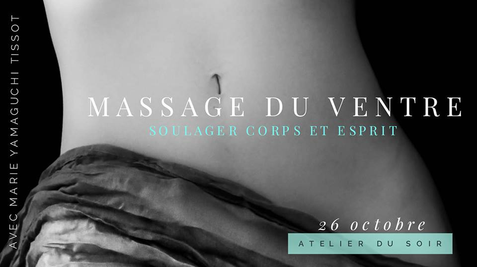 Atelier Du Soir- Massage Du Ventre