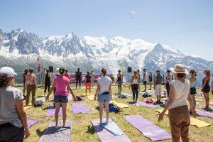 Chamonix YOGA Festival 2020 (7eme édition)