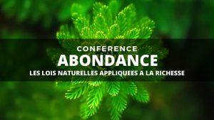 Conférence les Secrets de l'Abondance @ Novotel Montpellier