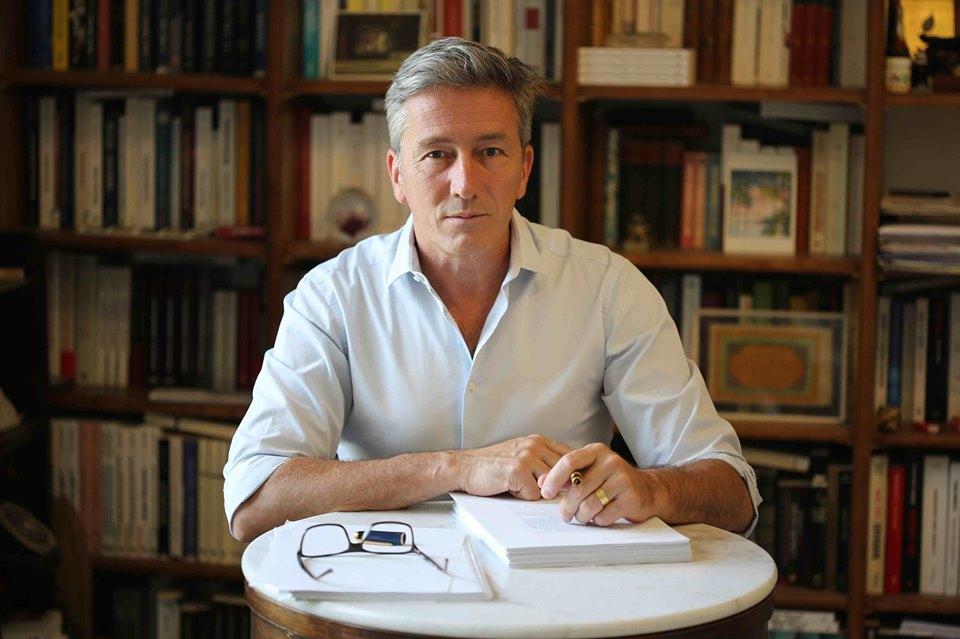 Conférence Stéphane Allix, entre ombre et lumière LYON
