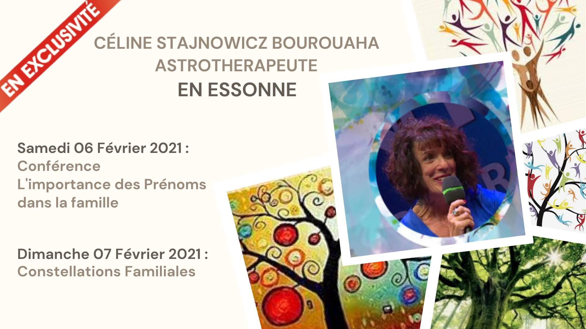 Constellations Familiales et Conférence en Essonne