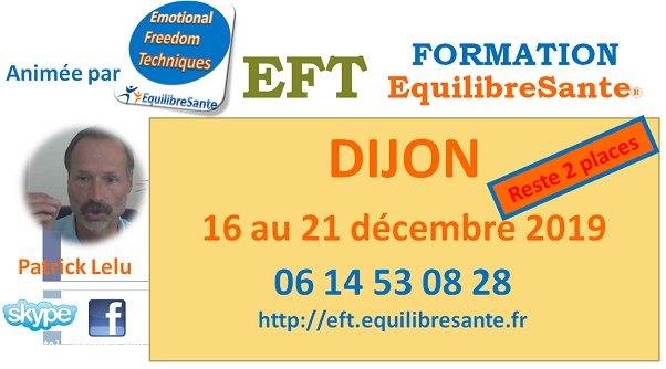 Dijon Formation EFT EquilibreSante®
