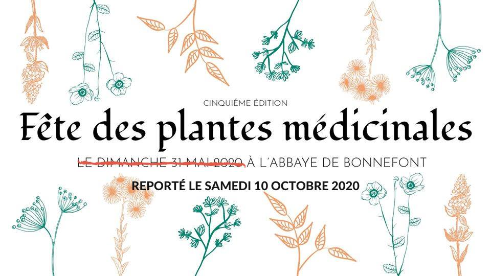 Fête des Plantes Médicinales à l'Abbaye de Bonnefont (31)