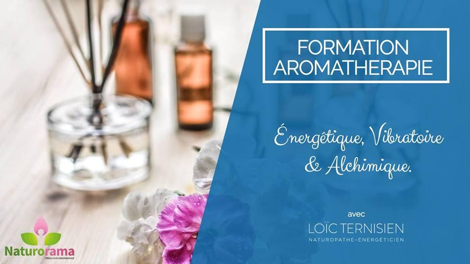 Formation Aromathérapie énergétique et vibratoire à Orléans