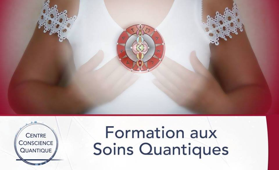 Formation aux soins quantiques à Plouay Morbihan