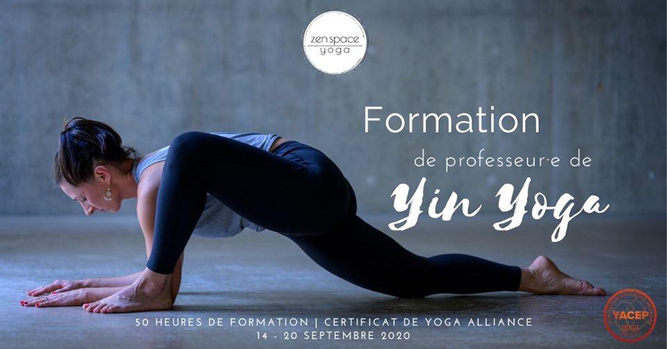 Formation de professeur·e de Yin Yoga à Lyon (69)