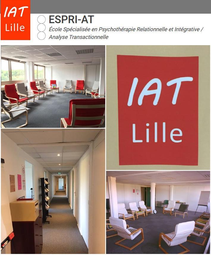 Formation de Psychopraticien en Analyse Transactionnel à Lille