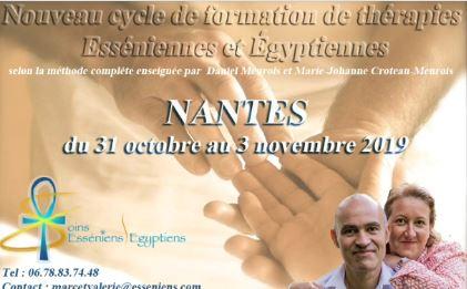Formation en Thérapies Esséniennes et Égyptiennes