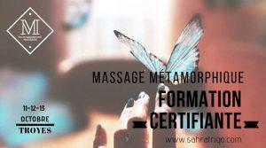 Formation Massage Métamorphique - Troyes @ Troyes