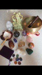 Formation pierre et cristaux