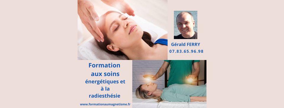 Formation Praticien En Magnétisme Radiesthésie La Rochelle