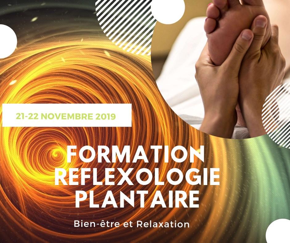Formation réflexologie plantaire de bien-être