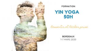Formation Yin Yoga 50h - Bordeaux @ Yoga Pop