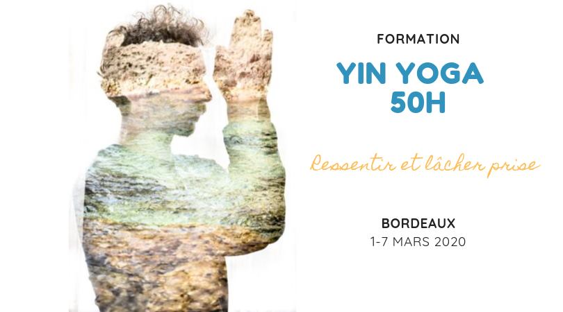 Formation Yin Yoga 50h – Bordeaux