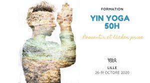 Formation Yin Yoga 50h - Lille @ Villa Yoga