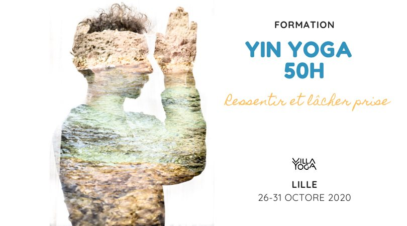 Formation Yin Yoga 50h – Lille