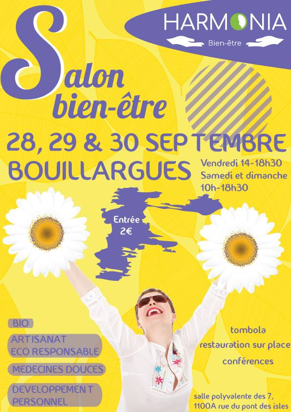 Harmonia, Salon bien-être de Bouillargues dans le Gard