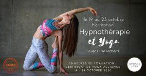 Hypnothérapie et Yoga avec Elise Richard à Lyon @ Zenspace Yoga