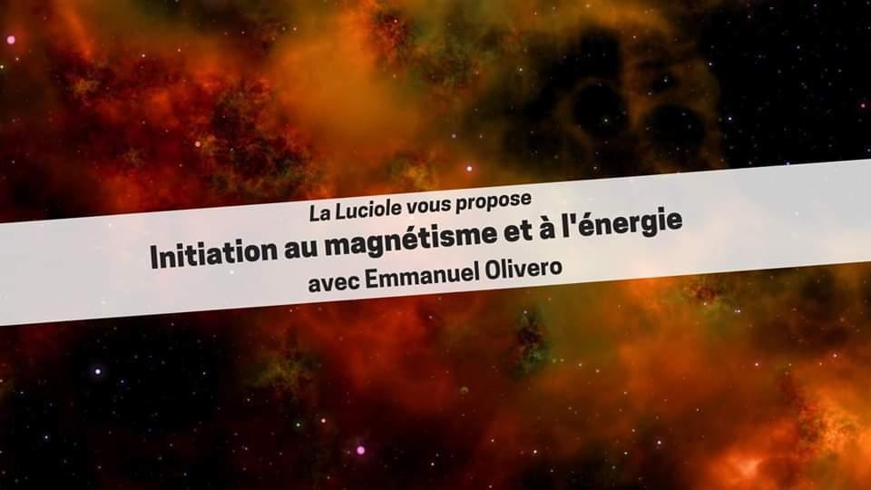 Initiation au magnétisme et à l'énergie
