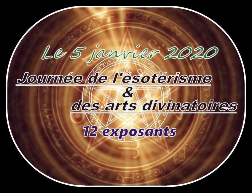 Journée de l'ésotérisme et des arts divinatoires