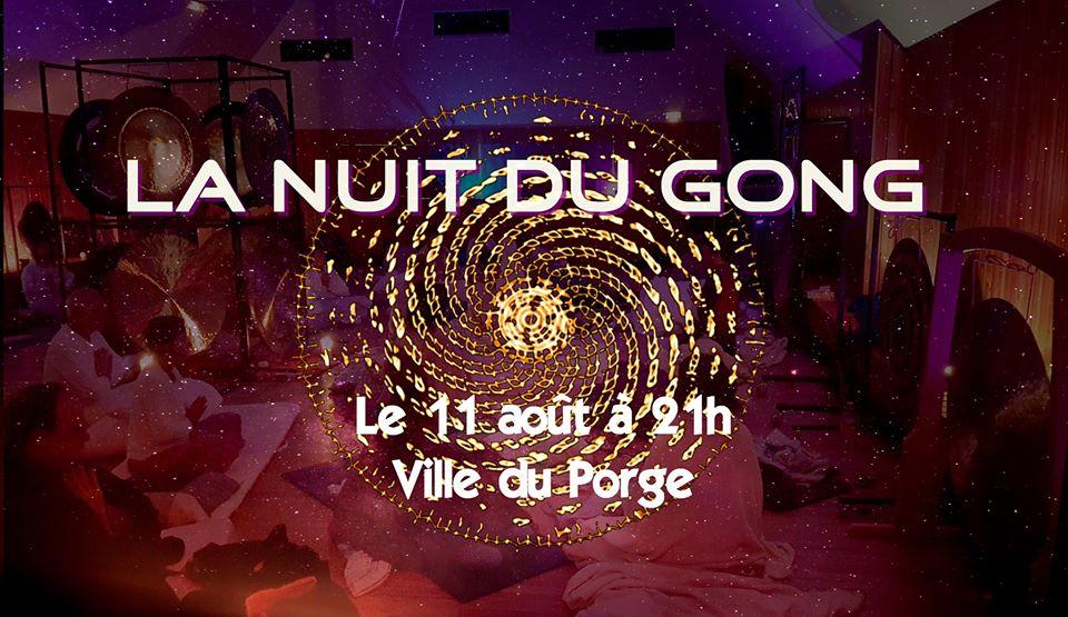 La Nuit du Gong – Gong Puja au Porge