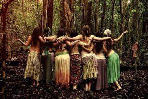 L'appel des Louves - Danse initiatique - Formation chamanique