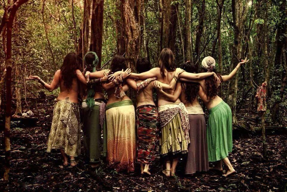 L'appel des Louves – Danse initiatique – Formation chamanique