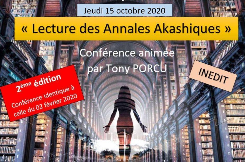 Lecture des Annales Akashiques à Blénod les Pont à mousson