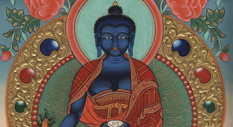 Méditation du Bouddha de Médecine