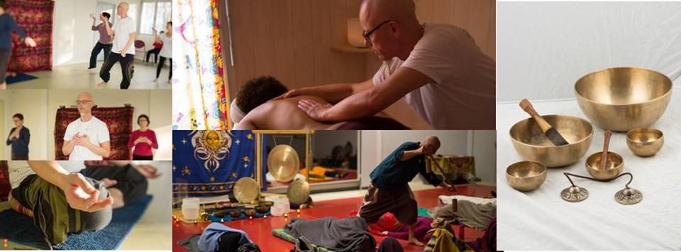 Méditation et Massages Bien-être prés de Rouen