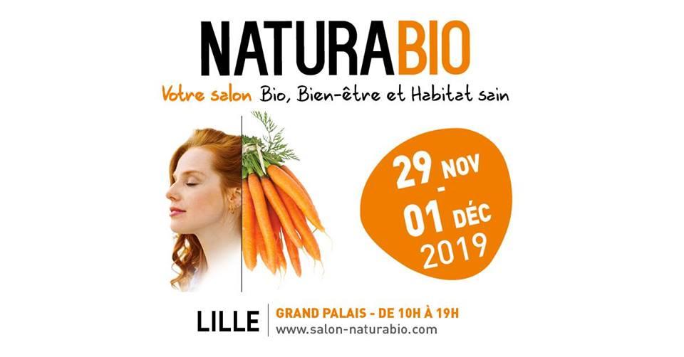 NaturaBIO Lille 2019