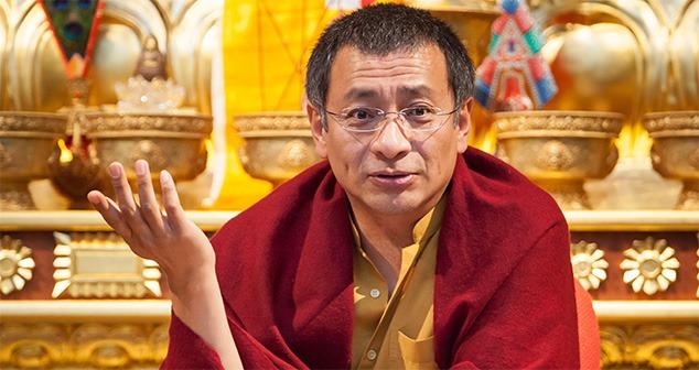 Plan de Sauvetage Émotionnel avec Dzogchen Ponlop Rinpoché
