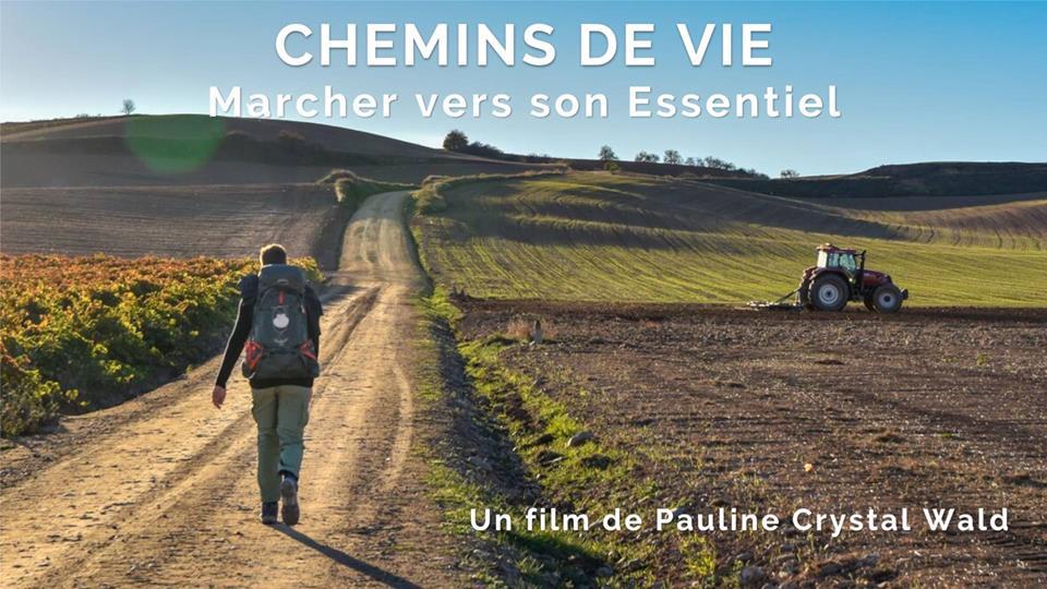 """Projection """"Chemins de Vie, Marcher vers son Essentiel"""" Forum104"""