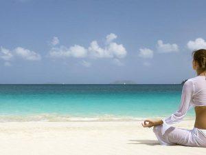 Ressourcement dans les cyclades : chant et yoga