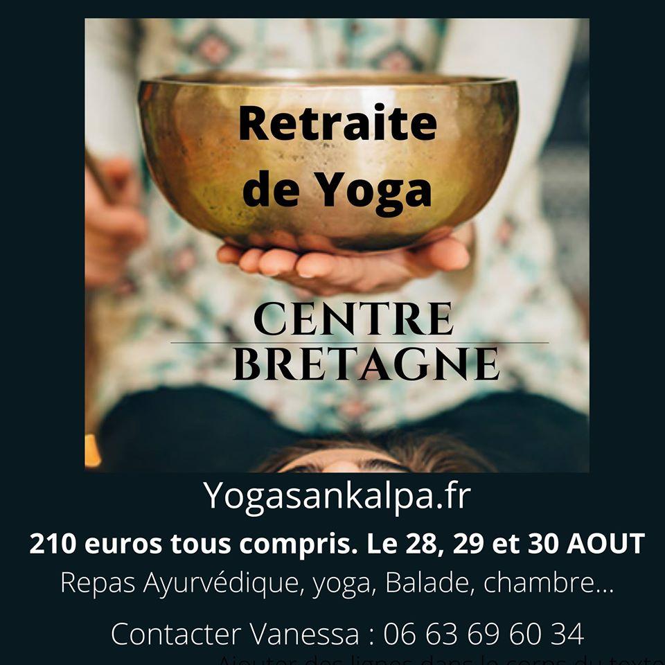 Retraite de yoga: 210 Euros yogasankalpa.fr