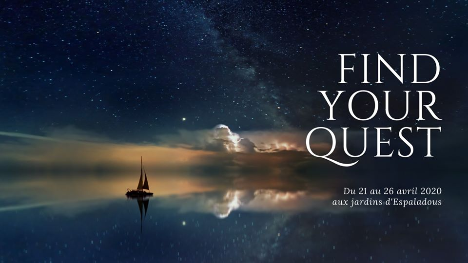 Retraite Find your quest
