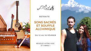 Retraite Sons sacrés et souffle alchimique @ Moulin de Beaupré