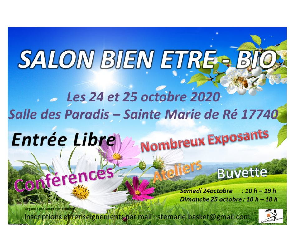 Salon Bien Etre Bio Ste Marie De Re