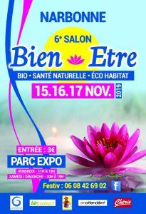 Salon bien-être de Narbonne @ Alenis Parc Des Expositions Narbonne