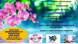 Salon bien-être septembre 2020 de Compiègne