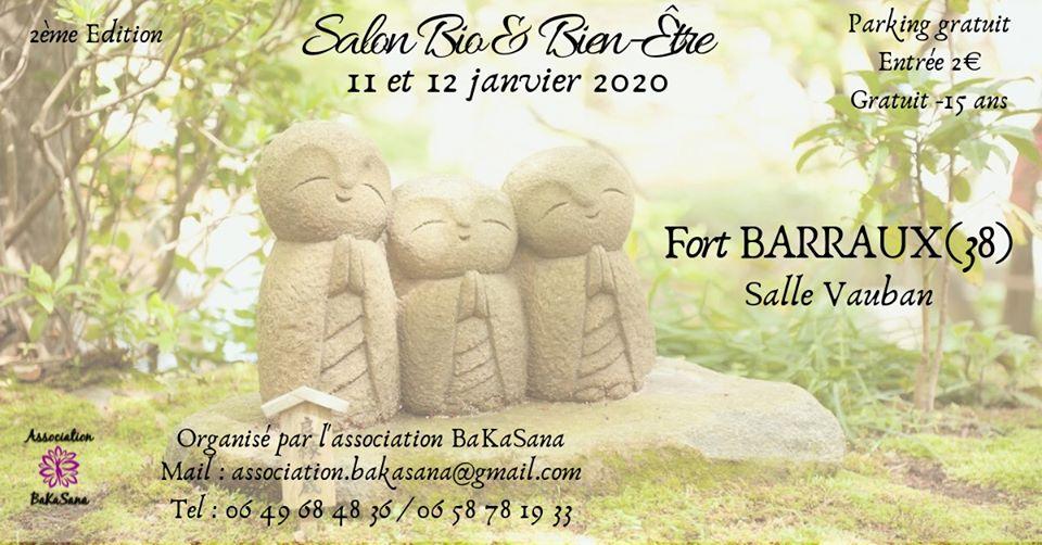 Salon Bio & Bien-Être à 38580 Le Moutaret