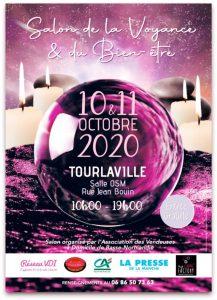 Salon de la Voyance et du bien-être 2020 de Tourlaville (50)