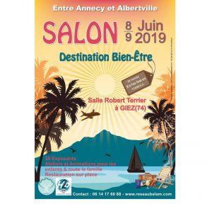 """Salon """"Destination Bien-être"""" - Détente et massages"""