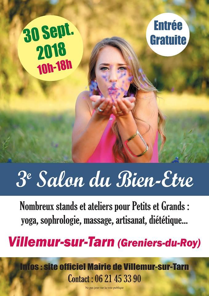 Salon du Bien-Etre à Villemur-sur-Tarn
