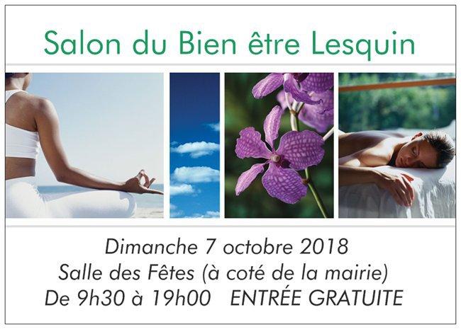 Salon du Bien être de Lesquin 2018