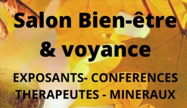 Salon du Bien-être et de la Voyance 2020 à Poligny (39)