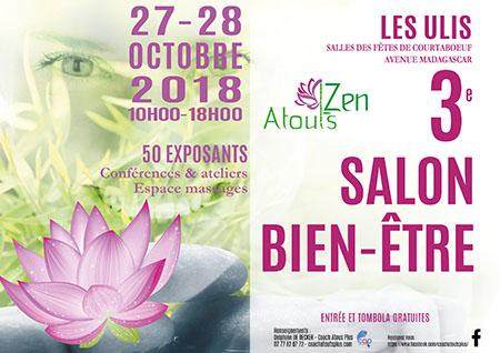 Salon du bien-être et du développement personnel Atouts Zen