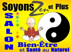 Salon Soyons Zen & Plus de Vesoul 2019 @ Salle Parisot