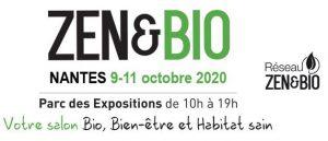 Salon Zen et Bio 2020 de Nantes @ Expo Nantes Atlantique - Parc de la Beaujoire Halls 1 & 2